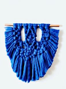 Wool Macrame Wall Hangin g