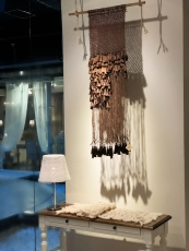 Macrame Wall Hanging with tassels