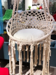 Macrame Swing Chair