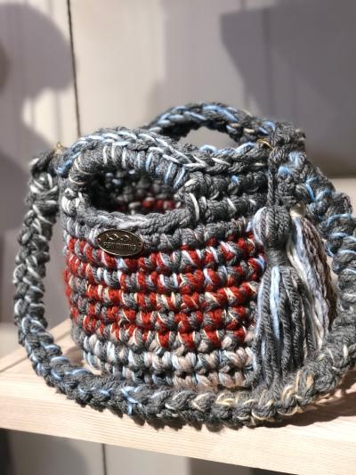 Wool Handbag